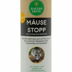 Natürlicher Mäusestopp