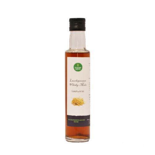 Whisky-Malz-Essig-Lauch