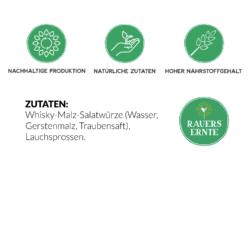 Nährwerte Whisky-Malz-Essig Lauch 250ml