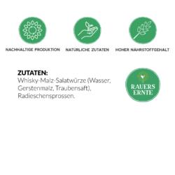 Nährwerte Whisky-Malz-Essig Radieschen 250ml